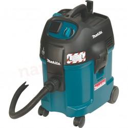 Odkurzacz przemysłowy Makita 446L - zastosowanie na sucho i mokro