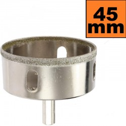 Wiertło diamentowe, otwornica, koronka 45mm