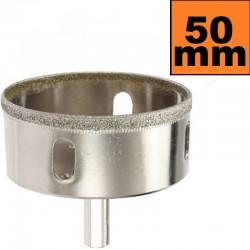Otwornica diamentowa 50mm Wiertło do GRESU Płytek