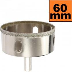 Otwornica diamentowa 60mm Wiertło do GRESU Płytek