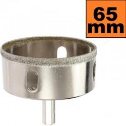 Otwornica diamentowa 65mm Wiertło do GRESU Płytek