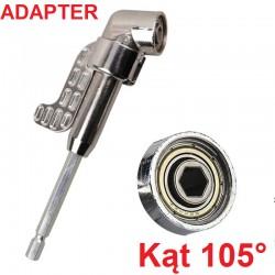 Uchwyt kątowy, przystawka wkrętarki, adapter bitów (długi)
