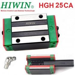 Wózek HGH25CA liniowy HIWIN do CNC
