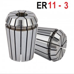 Tuleja zaciskowa ER11 FI 3 tulejka precyzyjna CNC