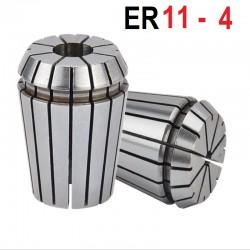 Tuleja zaciskowa ER11 FI 4 tulejka precyzyjna CNC