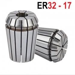 Tuleja zaciskowa ER32 FI 17 tulejka precyzyjna CNC