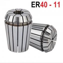 Tuleja zaciskowa ER40 FI 11 tulejka precyzyjna CNC