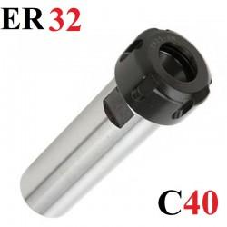 Oprawa zaciskowa C40 ER32UM 100L