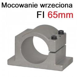 Mocowanie wrzeciona uchwyt CNC 65mm