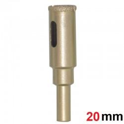 Otwornica diamentowa koronka do gresu 18mm GOLD