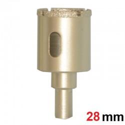 Otwornica diamentowa koronka do gresu 25mm GOLD