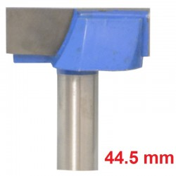 Frez VHM do planowania 44.5 mm / 12.7 mm drewno mdf