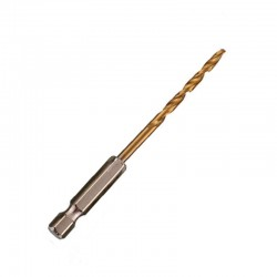 Wiertła do metalu HSS Tytan BIT Wkrętarki 3,5 mm