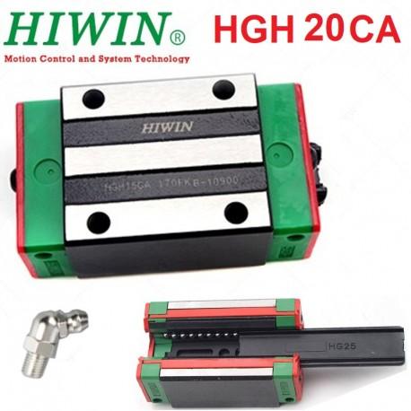 Wózek HGH20CA prowadnica liniowa Reprap CNC Z0