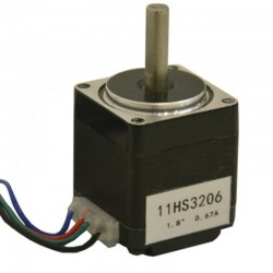 Silnik krokowy NEMA11 1,8A 1,8 ° 0,07Nm CNC Reprap