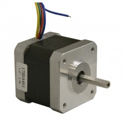 Silnik krokowy NEMA17 1,7A 1,8 ° 0,4Nm CNC Reprap