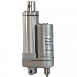 SIŁOWNIK ELEKTRYCZNY 24V  50mm 1000N  IP66 Wodoszczelny szybki